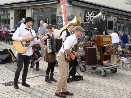 Bernardino Street Band
