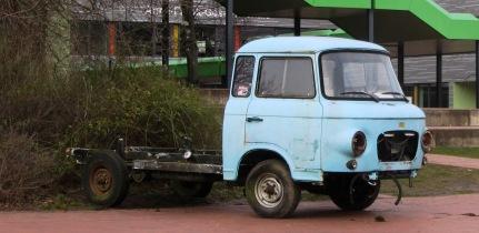 Wartburg Barkas B1000 Pritschenwagen